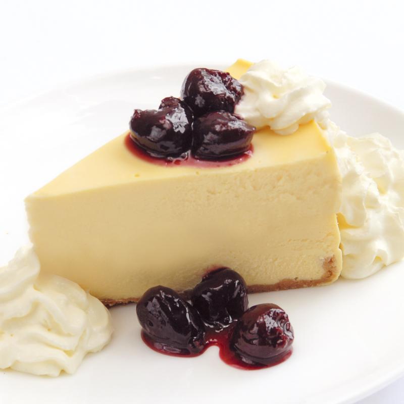 チェリーチーズケーキ