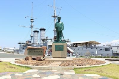 Memorial Ship Mikasa(Mikasa Park)