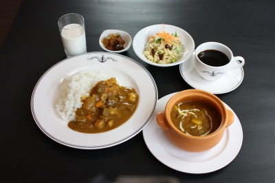 Yokosuka Naval Curry and Rice