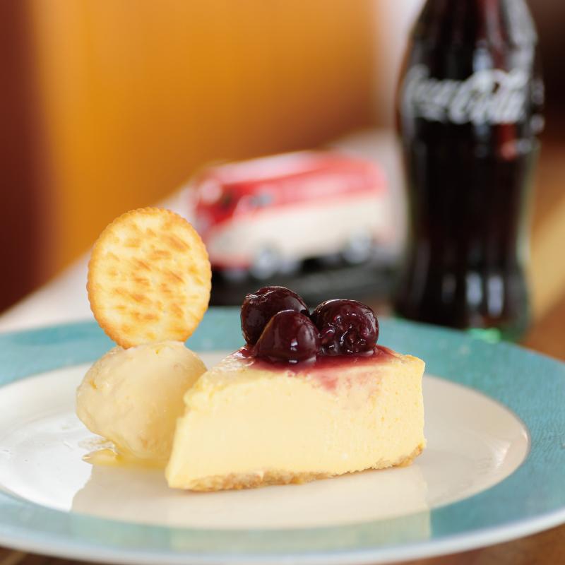 ハングリーズのチェリーチーズケーキ