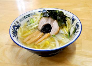 6.元祖 横須賀タンメン 青龍