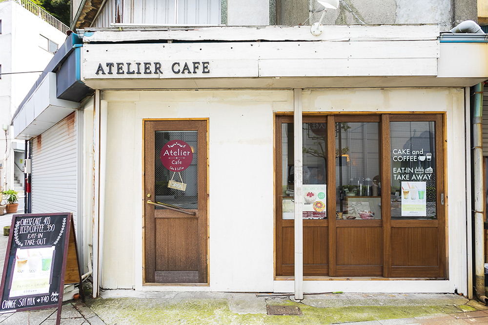 Cake&Coffee Atelier Cafe