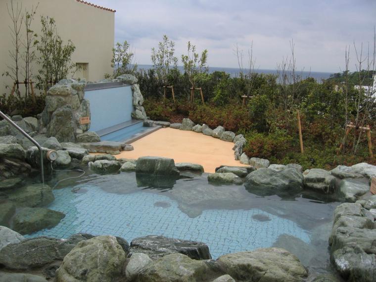 ソレイユの丘「海と夕日の湯」(三浦海岸の日帰り温泉・スーパー銭湯)