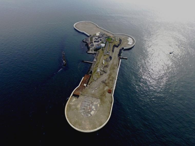 第二海堡上陸ツアー|観光スポッ...